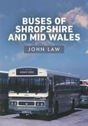 Buses of Shropshire and Mid Wales (Amberley)