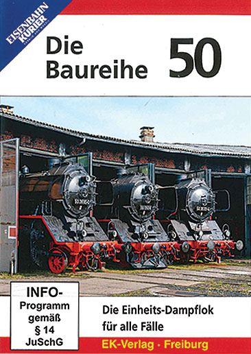 Die Baureihe 50 DVD (8607)