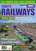 Today's Railways Europe 309: November 2021