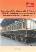 Locos Units & CS Vol 8: British & Irish Rlys Preserved Herit