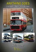 Anything Goes: London's Non-Red Buses (Visions)