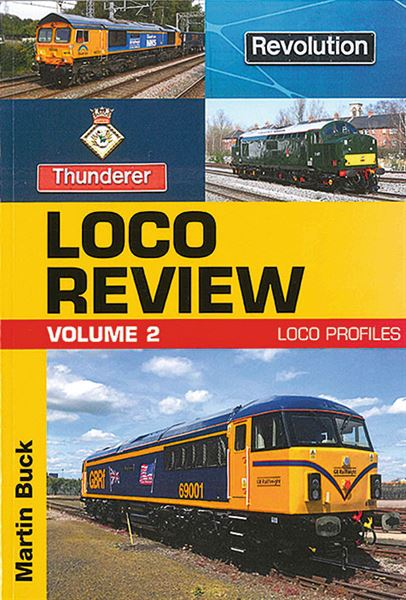 Loco Review Volume 2: Loco Profiles (Freightmaster)