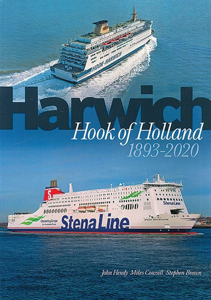 Harwich Hook of Holland 1893-2020 (Lily)