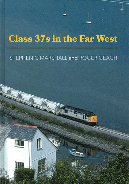 Class 37s in the Far West (York)