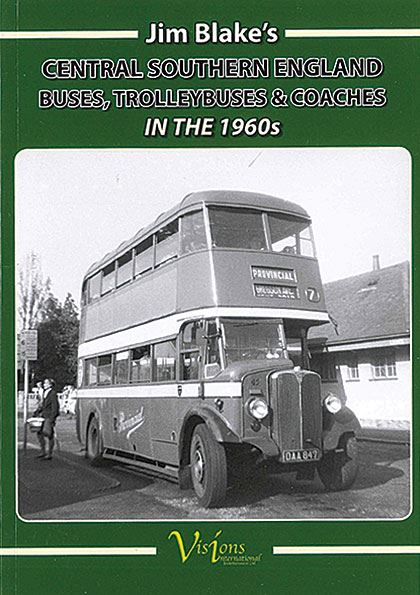 Jim Blake's Central Southern England Buses Trolleybuses & Co