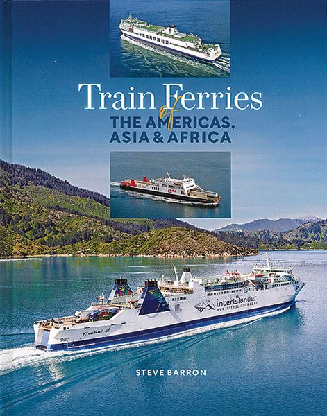 Train Ferries of The Americas, Asia & Africa (Lily)