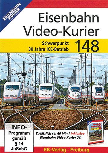 Eisenbahn Video-Kurier 148 DVD (8548)