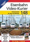Eisenbahn Video-Kurier 148 DVD (8548)