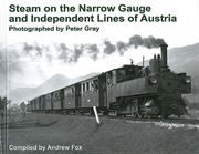 Steam on the Narrow Gauge and Independent Lines of Austria (Transport Treasury)
